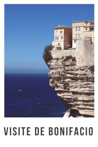 Visiter Bonifacio en Corse du Sud Pinterest