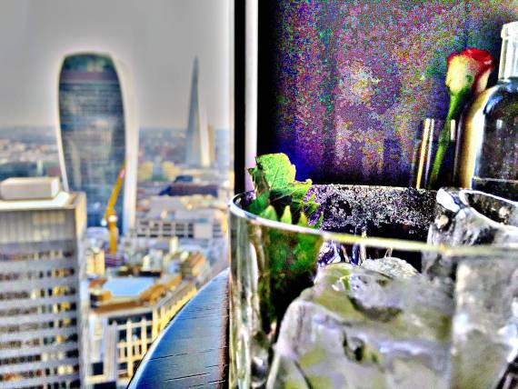 City Social le restaurant avec vue à Londres