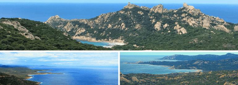 Le lion de Roccapina en Corse du Sud