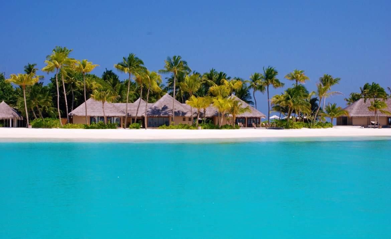 Vacances aux Maldives avec un lagon de rêve