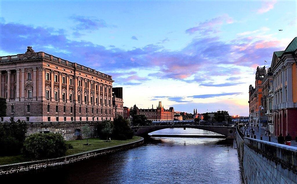 Les ponts de Stockholm
