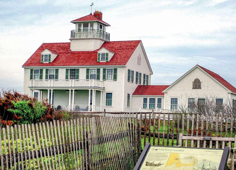 Old Coast Guard Station à Eastham à Cape Cod