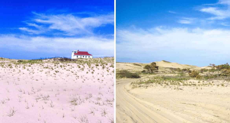 Visiter Cape Cod à Province Lands