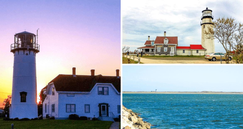 Visiter Cape Cod et ses phares