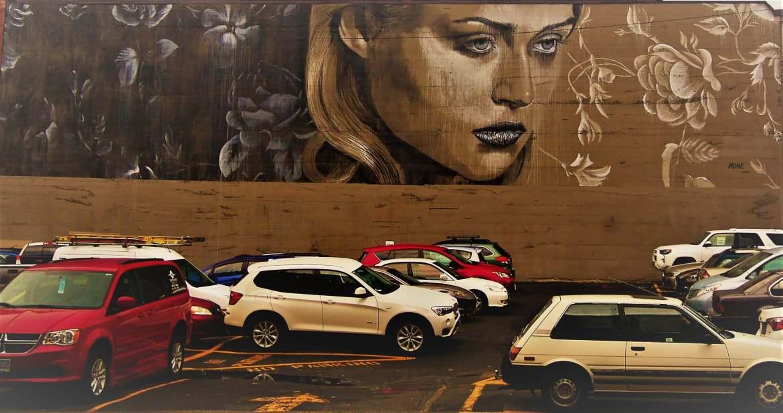 Street art au coeur de Portland