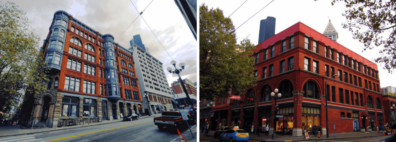 Visiter le quartier historique de Seattle à Pioneer Square