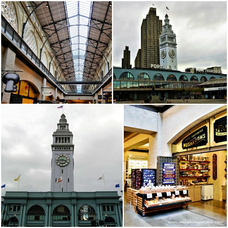 Visiter San Francisco en 1 jour en découvrant le Ferry Building Embarcadero
