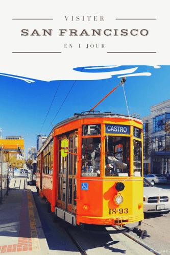 Visiter San Francisco en 1 jour Pinterest
