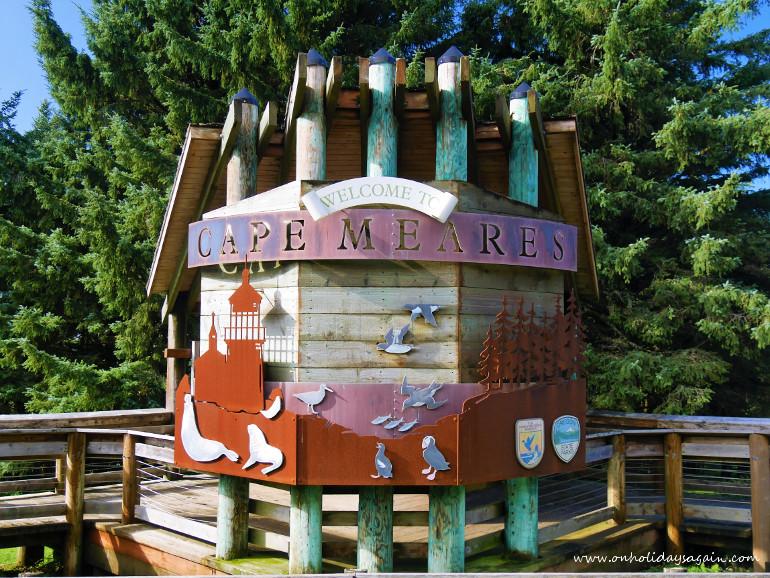 Road trip en Oregon la Three Capes Scenic Loop avec Cape Meares