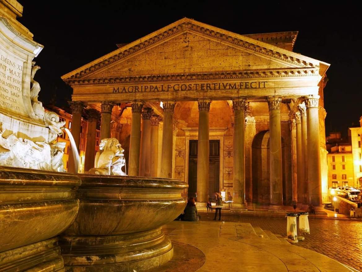 Un week end en amoureux rome est ce vraiment possible for Nuit en amoureux