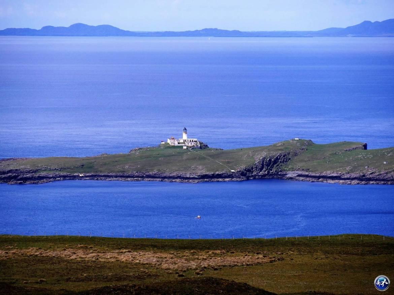 Phare de Neist Point sur l'Ile de Skye en Ecosse