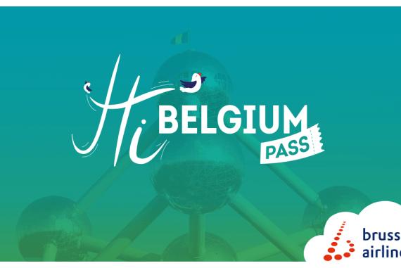 Visiter la Belgique avec le Hi Belgium Pass