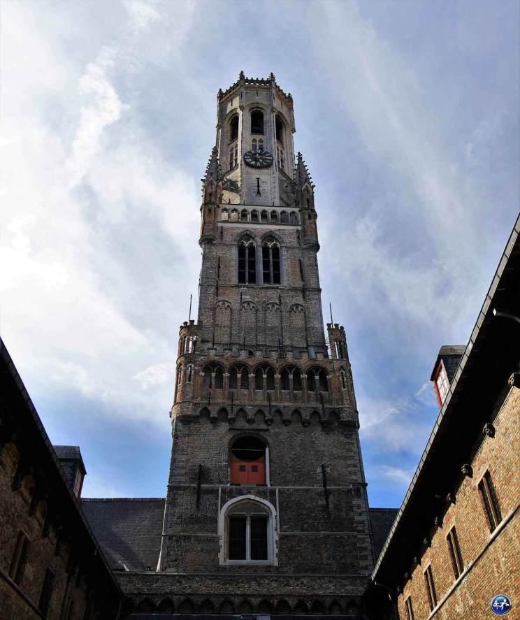 Visiter le Beffroi de Bruges