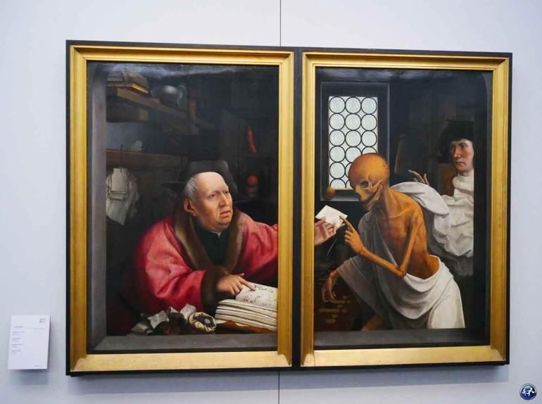 Primitifs flamands à découvrir à Bruges au musée Groeninge