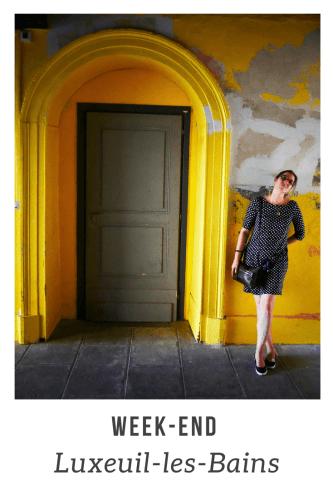 Week-end Luxeuil-les-Bains Pinterest