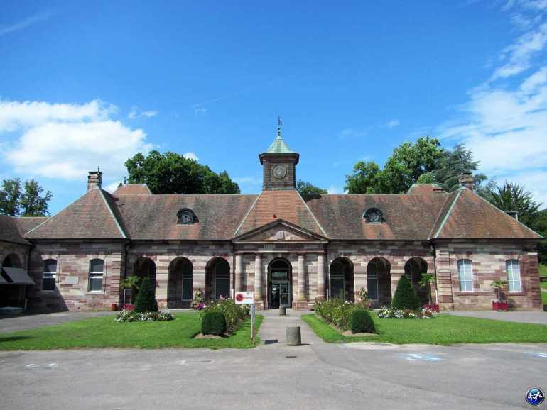 Centre thermale de Luxeuil-les-Bains