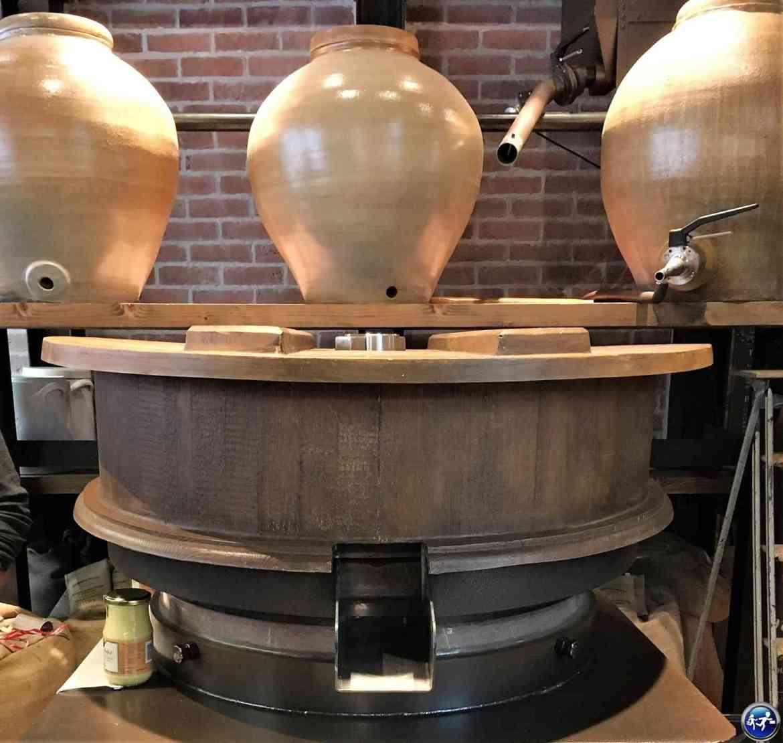 La Maison Fallot pour découvrir la Moutarde de Dijon