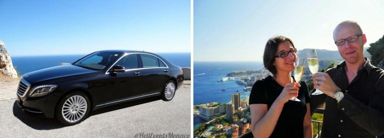 Aller à Monaco avec Heli Event