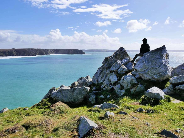 Mer d'Iroise en Bretagne pour un retour en douceur