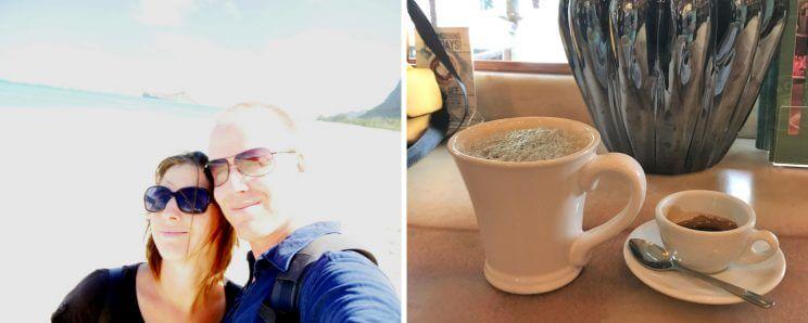 Coulisse écriture de notre blog voyage chic et cosy