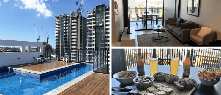 Soda Apartments South Brisbane