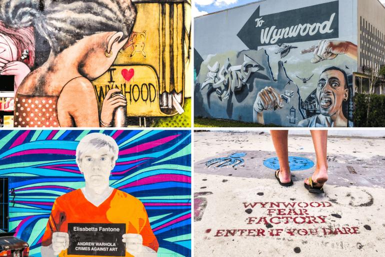 Que faire à Miami, visiter la street art de Wynwood