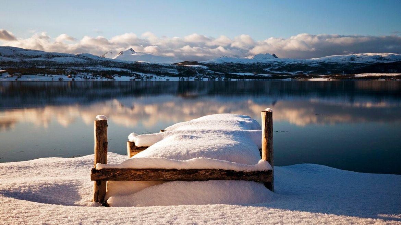 Senja Ile paradisiaque Norvège