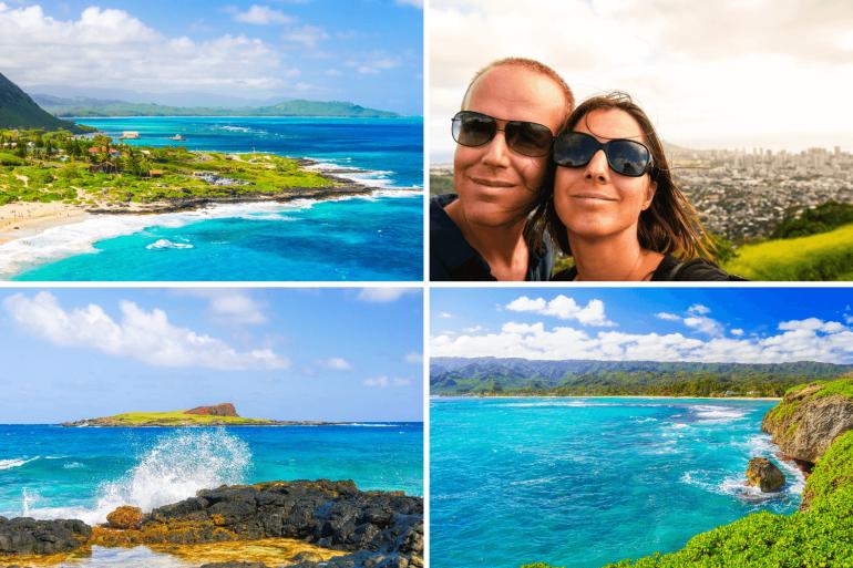 Endroits à visiter à Oahu Hawaii
