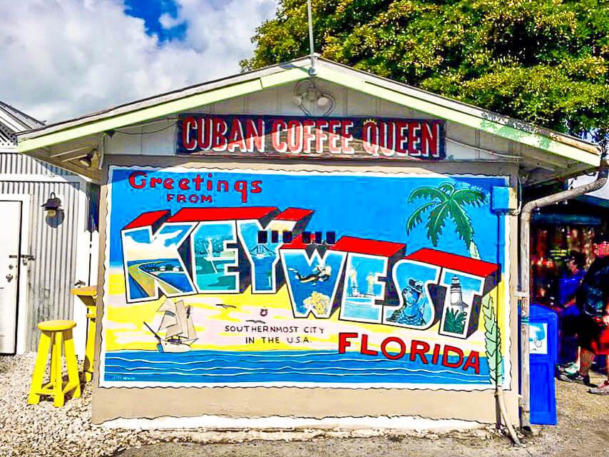 Greetings form Key West