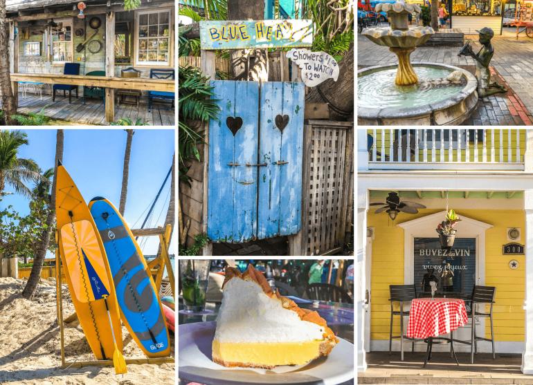 Visiter Key West et sa décoration