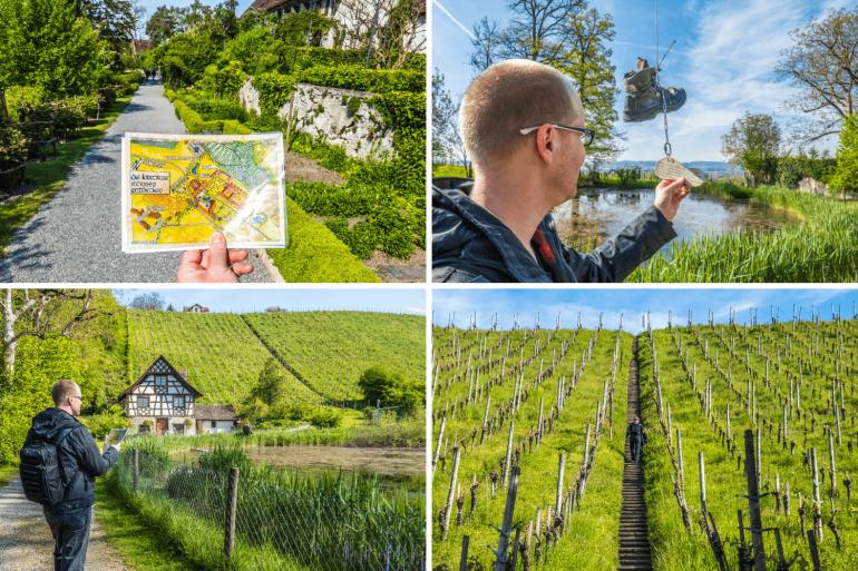Visiter la Chartreuse d'Ittingen avec une chasse au trésor