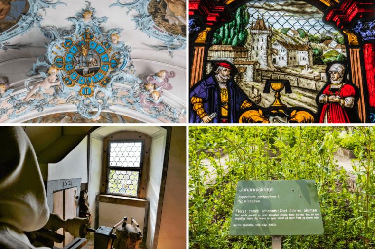 Visiter le Musée d'Ittingen en Thurgovie