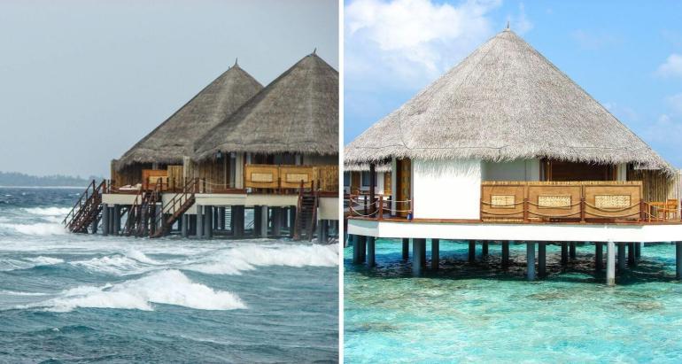 Climats aux Maladives