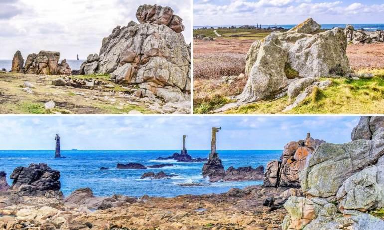 Pointe de Pern sur l'île d'Ouessant