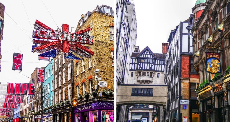 Visiter Soho à Londres