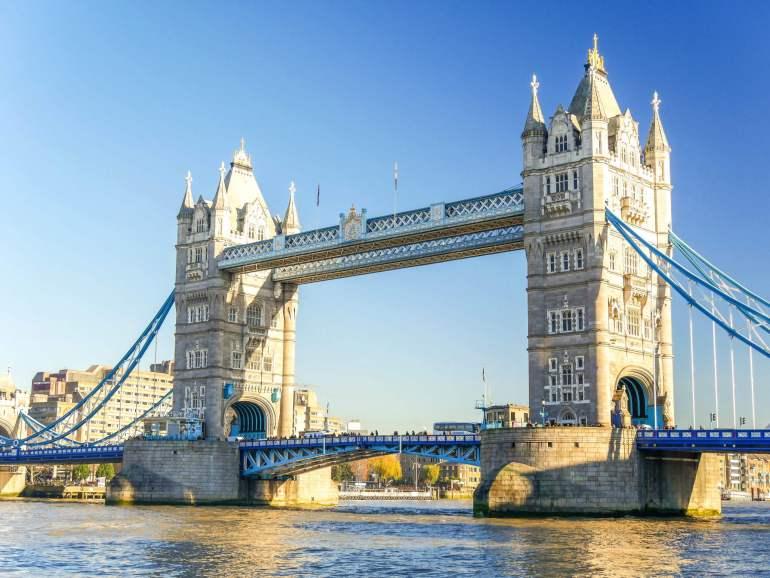 Voir le Tower Bridge pendant une visite de Londres