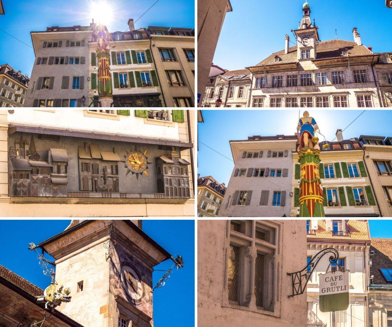Visiter la Palud Lausanne