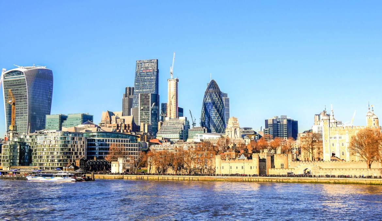 Visiter la City à Londres