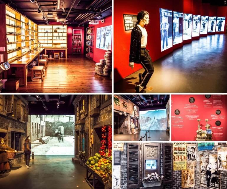 Visiter Chaplin's World les studios Vevey