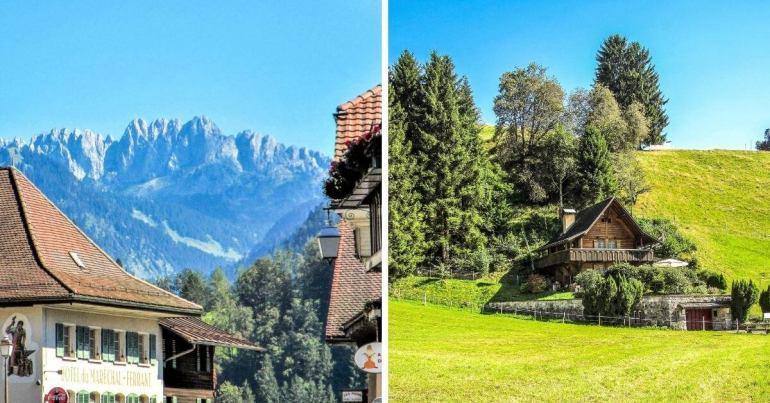 Visiter Charmey en Gruyère lors d'un week-end romantique en Suisse