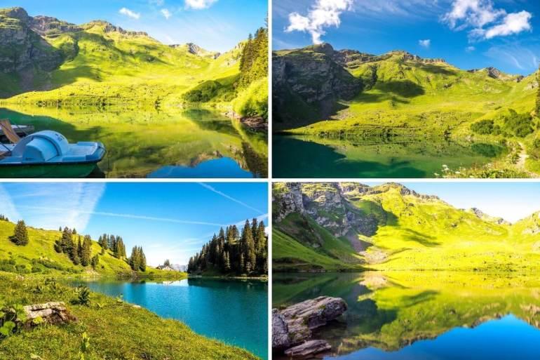 Faire le tour du Lac Lioson