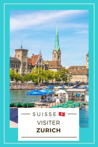 Visiter Zurich Pinterest