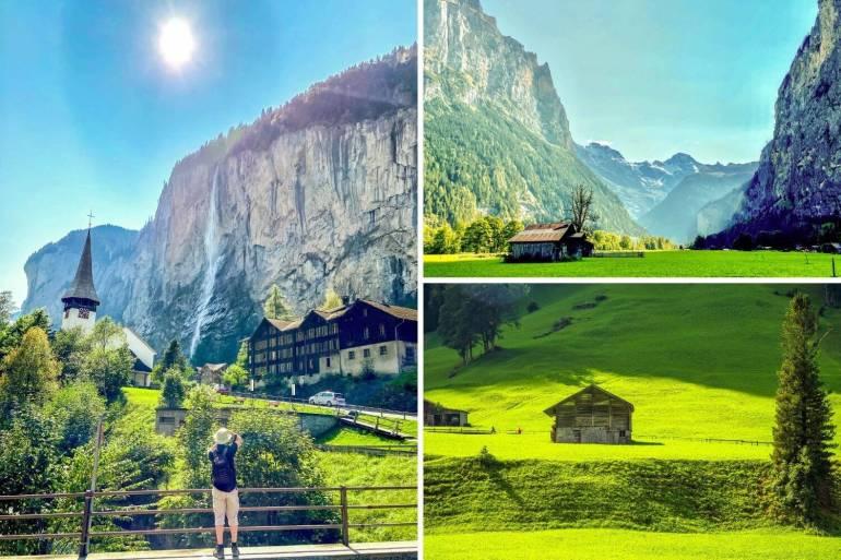 Visiter Vallée de Lauterbrunnen Oberland bernois