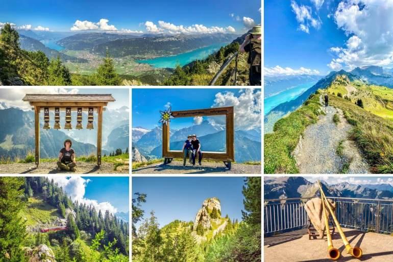 Visiter le Schynige Platte Oberland bernois