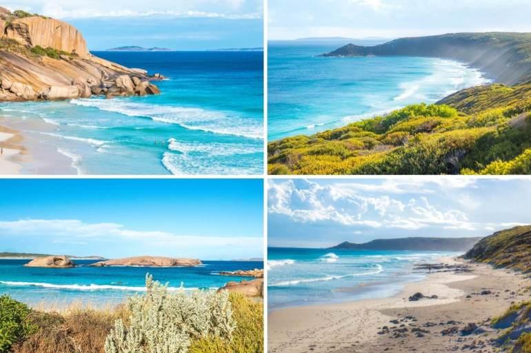 Great Ocean Drive Esperance côte sud ouest Australie