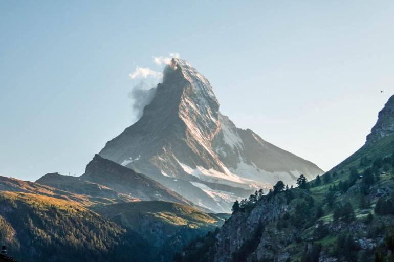 Week-end en Valais à Zermatt Cervin