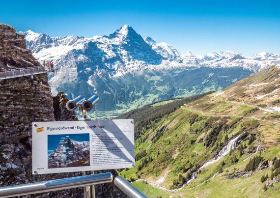 First Cliff Walk Grindelwald que faire