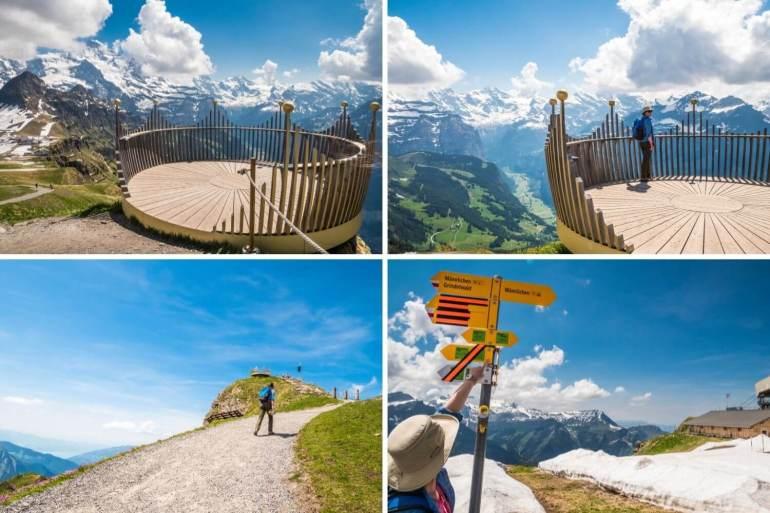 Maennlichen Royal Walk_Grindelwald que faire
