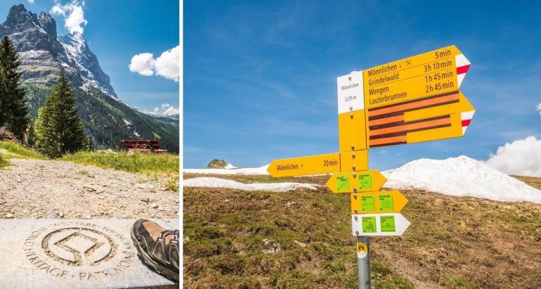 Randonnées Grindelwald