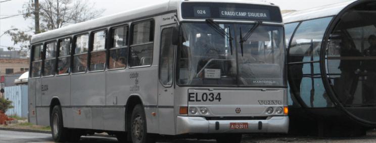 Campina do Siqueira/Capão Raso - EL034